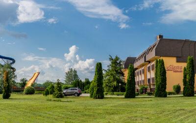 Vă așteptăm în Hotelul nostru de vacanță fără restricții!